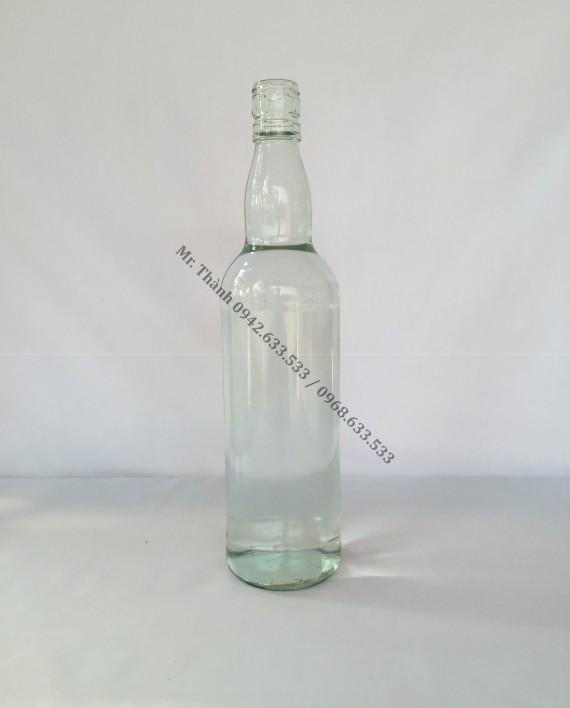 vỏ chai thuy tinh 700ml