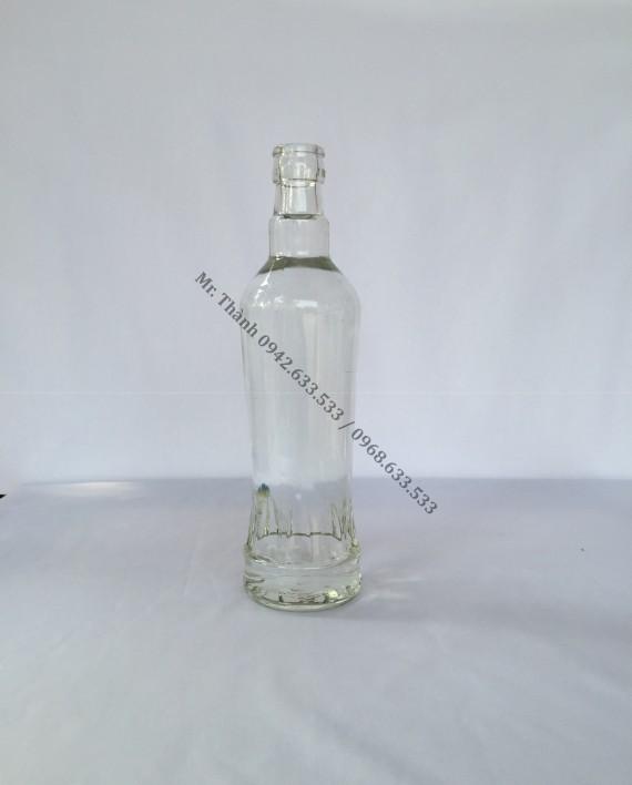 Sản phẩm chai thủy tinh Putin500 500ml