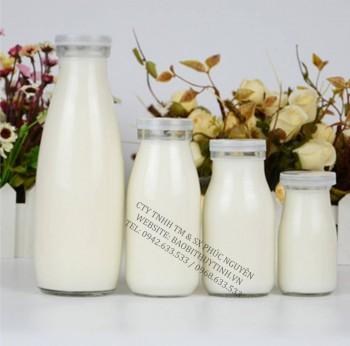 Hũ Sữa 100ml 200ml 300ml