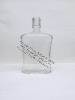 chai thủy tinh VH350 350ml
